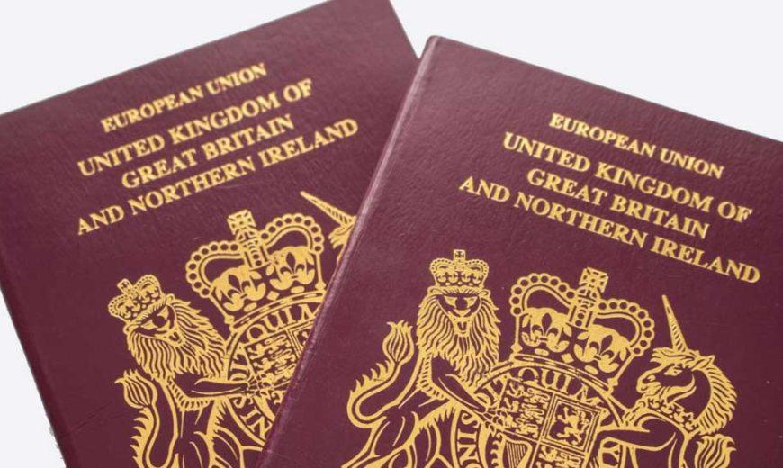 Henley Index - Brexit - UK Passports