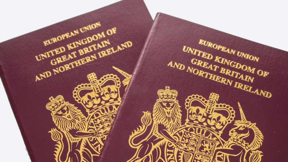 Henley Index - Brexit - UK Passports