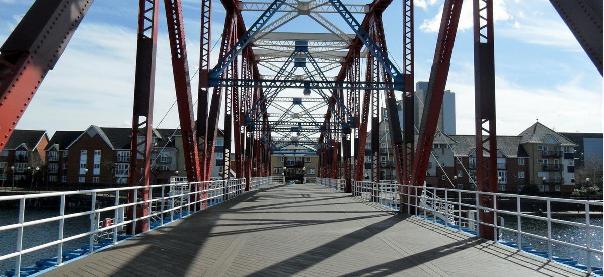 Bridge in Manchester