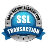 SSL Certified Website seal