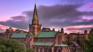 Glasgow Death Certificate Copy