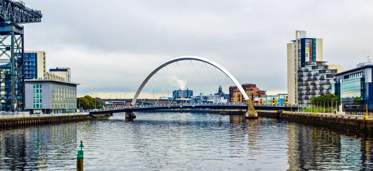 Glasgow Birth Certficate